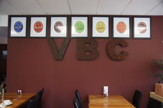 Valley Brewing Company: VBC Beers