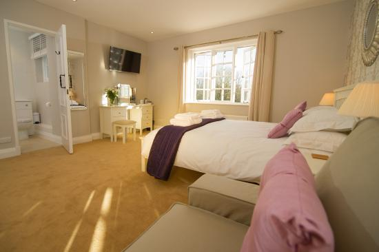 Wantage, UK : Family room
