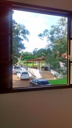 Jaboticabal, SP: Vista para o Jardim