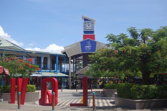 Denarau Island, Fiji: PORT