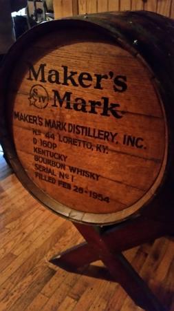 Loretto, Кентукки: Maker's Mark Distillery