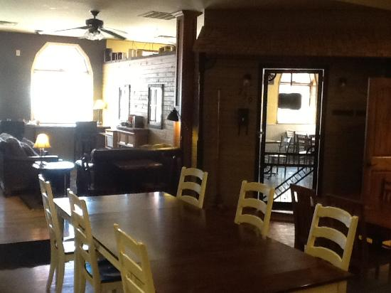 Dodgeville, WI: The main room