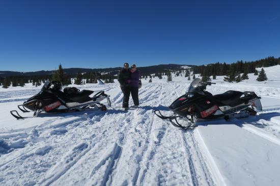 Antonito, Κολοράντο: Cumbres Adventure Tours Snowmobiles & ATV's - 719 376 2161
