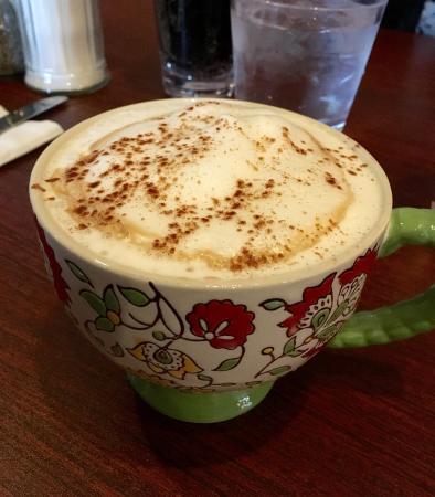 Patchogue, نيويورك: Vanilla Cappuccino