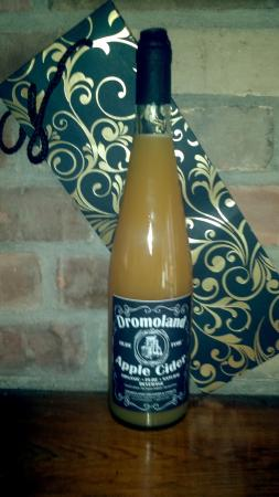 Kawartha Lakes, Kanada: ORGANIC APPLE CIDER