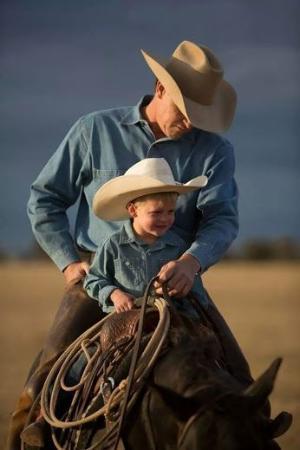 Kawartha Lakes, Canada: Two Cowboys