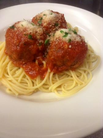 North Kingstown, RI: House made meatballs