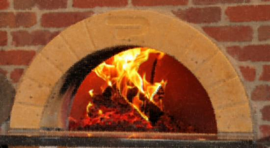 North Kingstown, RI: Real Italian Wood Fired Oven-not gas