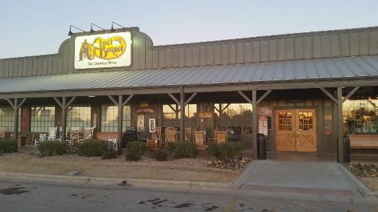 Midland, TX: Cracker Barrel Old Country Store