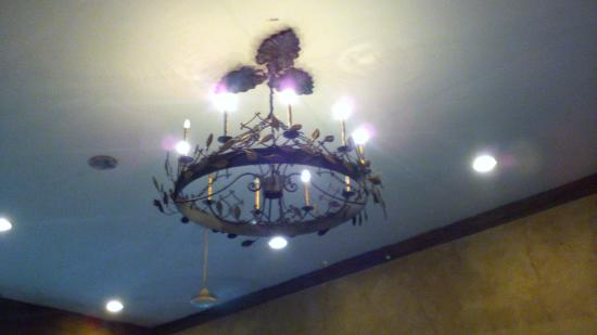 Playa Coronado, Panama: Light fixture
