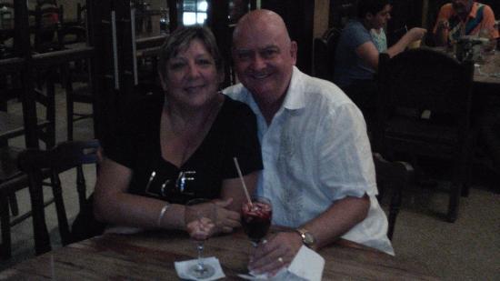 Playa Coronado, Panama: Happy diners