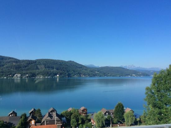 Maria Worth, Østrig: Águas plácidas