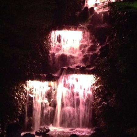 New Plymouth, Nueva Zelanda: Waterfall