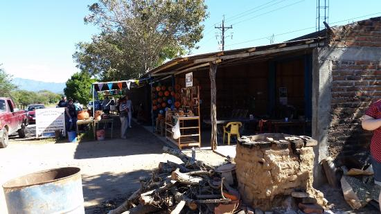Mazatlan Tours: Pottery, Wood Carvings And Furniture Is Made Here. Mexico