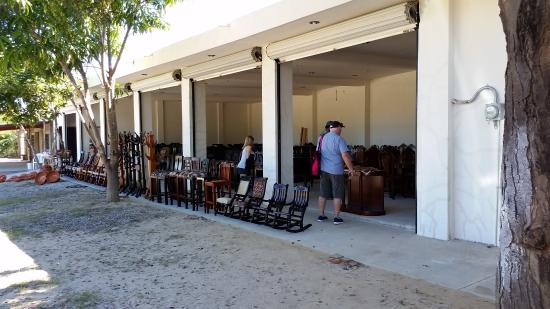 Mazatlan Tours Furniture Making Place Near