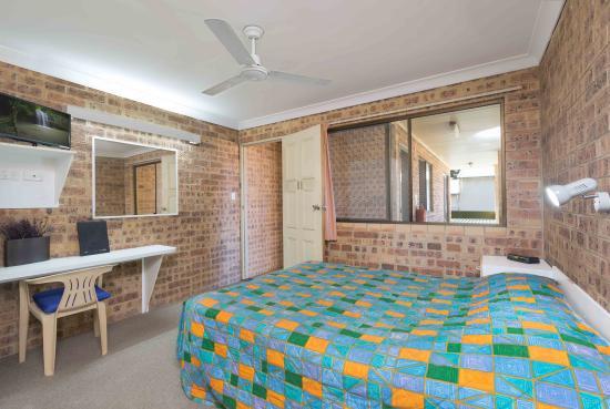 Caloundra, Austrália: Double room