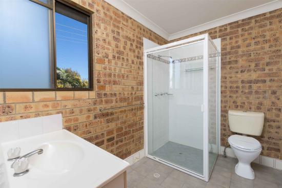 Caloundra, Austrália: Bathroom