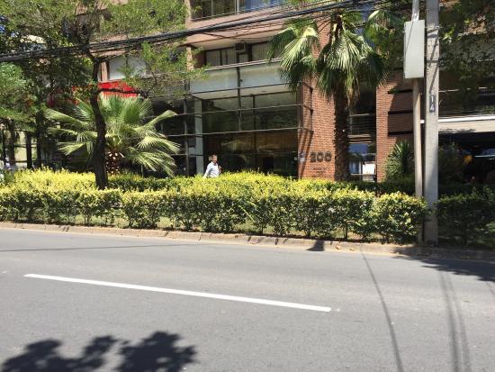Apart Hotel El Meson