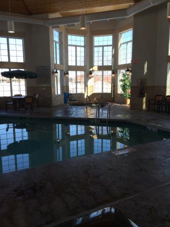 Wingate by Wyndham Appleton : Great looking pool