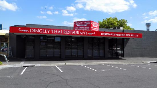 Dingley Village, Australia: Dingley Thai is available for birthday and special occasions.
