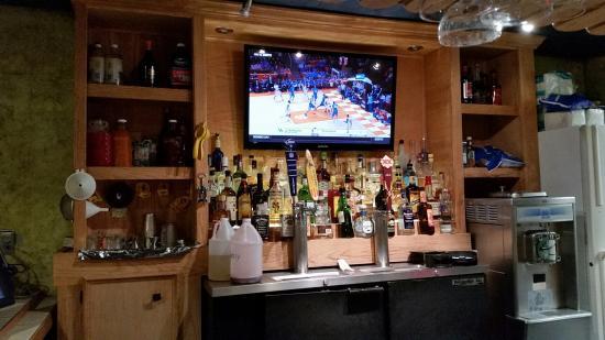 Batesville, IN: Bar Area.