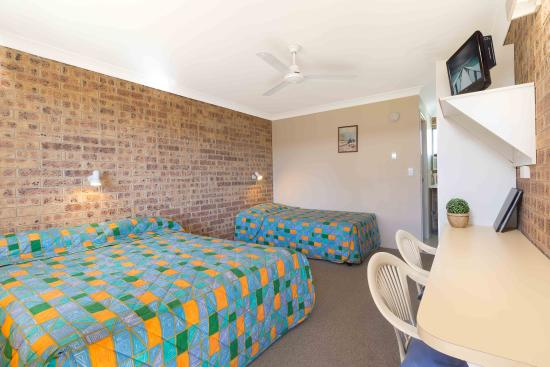 Caloundra, Australia: Queen & single ff