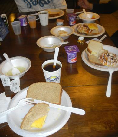 Gunnison, CO: Desayuno