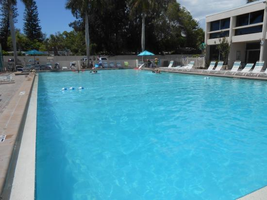 One Of The Pools Picture Of The Palm Bay Club Siesta