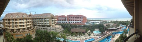 Royal Dragon Hotel: Rundum-Panoramablick von Seite zu Seite, Zimmer 5146