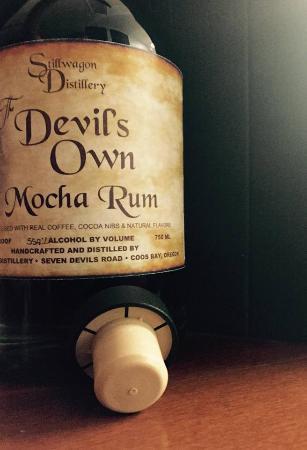 Charleston, OR: The Devil's Own Mocha Rum