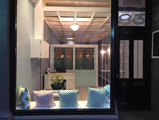 Port Phillip, ออสเตรเลีย: shop front