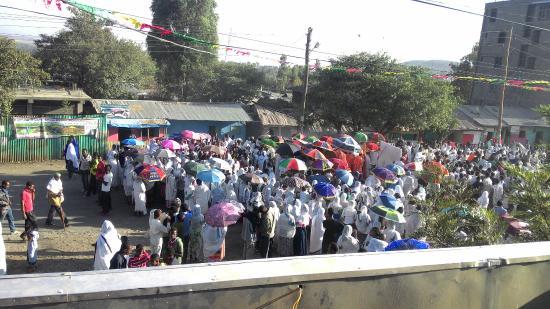 Гондер, Эфиопия: Timket