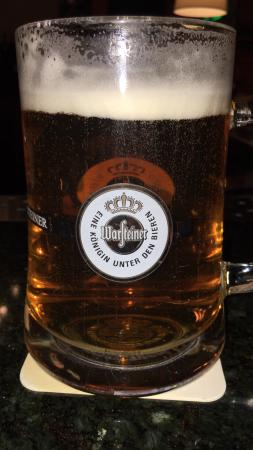 Vancouver, WA: Great German beer selection and the food is even better