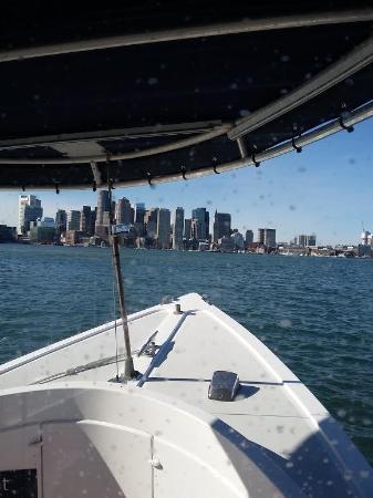 Hyatt Regency Boston Harbor : Water Taxi