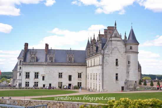 แอมบอยซี, ฝรั่งเศส: Castelo de Amboise