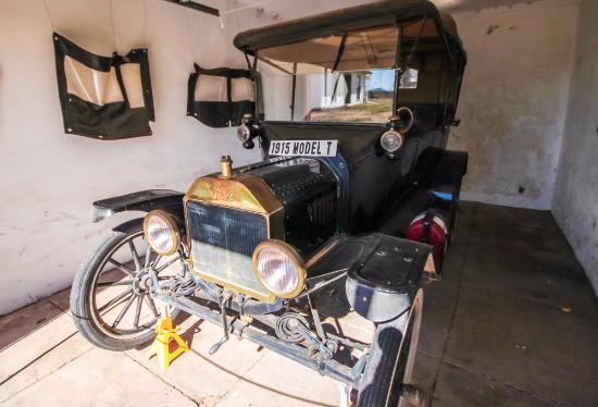 Douglas, AZ: Model T, San Bernardino Ranch / John Slaughter Ranch