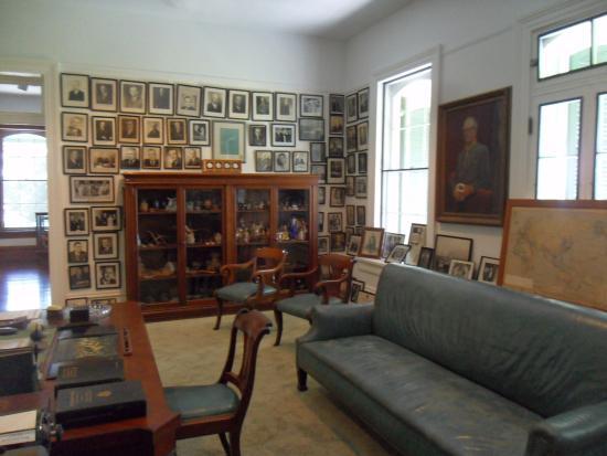 Houma, LA: Recreation of Allen J. Ellender's office