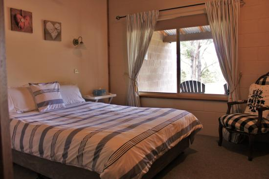 Lovedale, Australia: Villa Bedroom