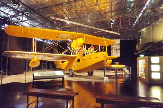 Point Cook, أستراليا: A Biplane