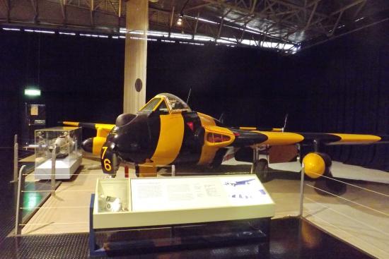 Point Cook, Australia: De Havilland Vampire F30