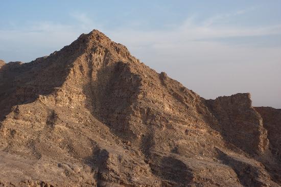 Al Ain, Émirats arabes unis : Rocks Structure