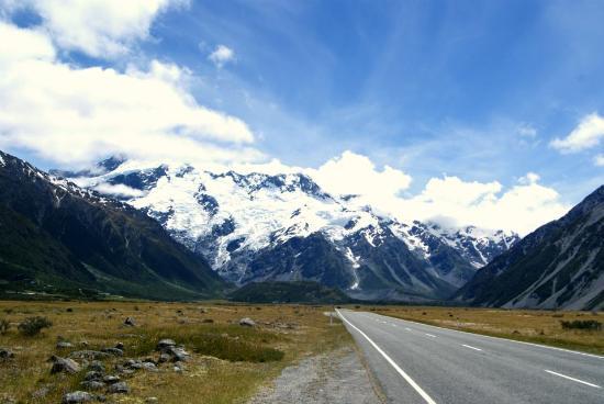 Aoraki Mount Cook National Park (Te Wahipounamu), Neuseeland: Aoraki