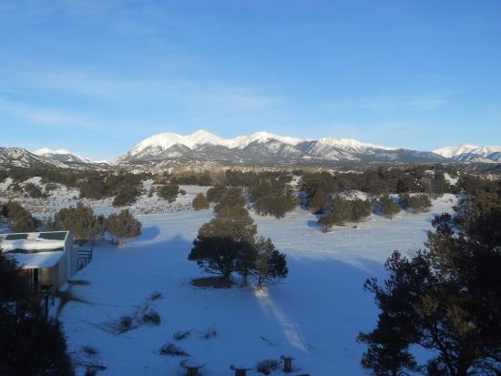 Salida, CO: Beautiful view from our room
