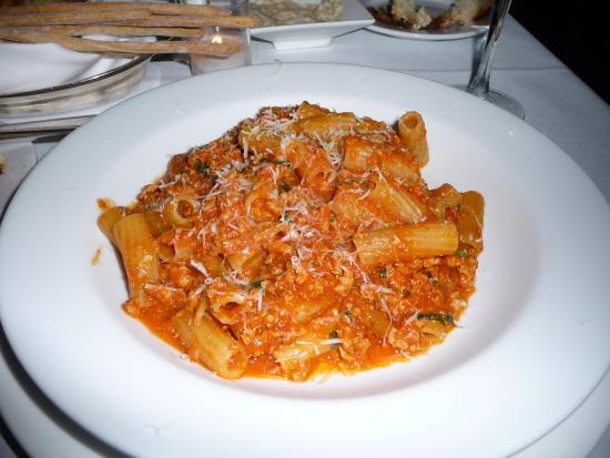 Fresco by Scotto: Nice pasta dish