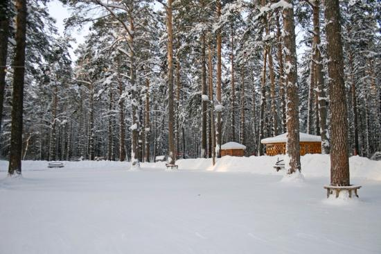Sosnovy Bor Ski Lodge