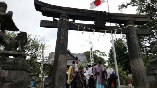 Mikasa Shrine