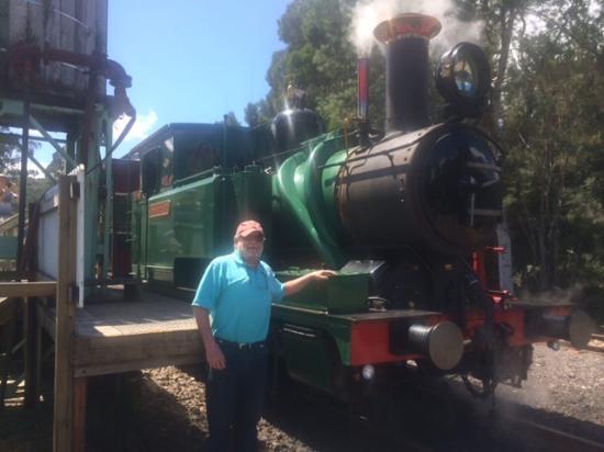 Strahan, Australie : Engine Number 1