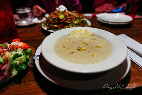 Morgantown, Virginia Occidental: Soup