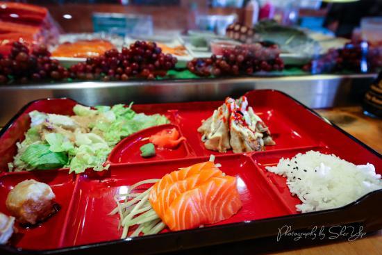 Morgantown, Virginia Occidental: Lunch Special