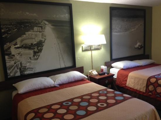 Warner Robins, GA: Upgraded Room